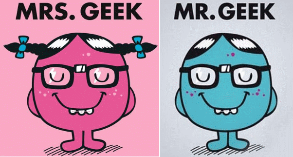 Mr-and-Mrs-geek