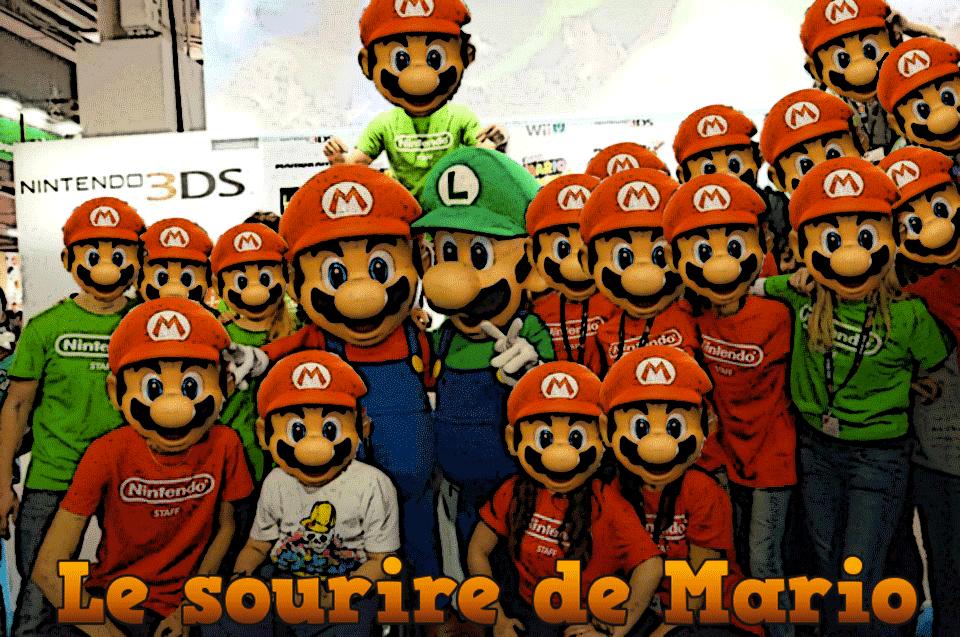 Mario-everywhere