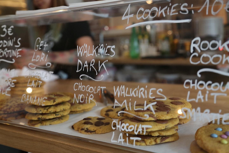 cookies - vitrine horizontal