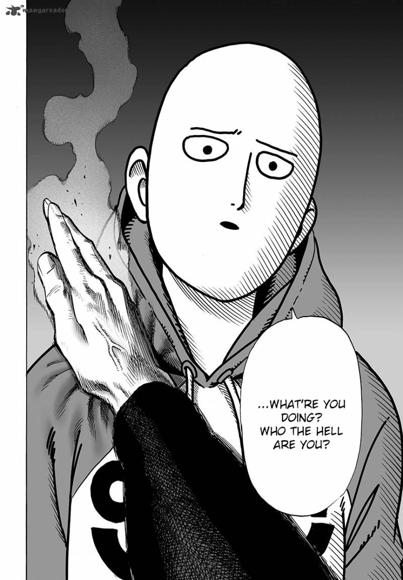 manga one punch man